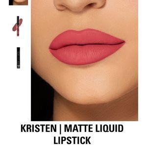 Kristen matte lip liquid lipstick by Kylie gol…